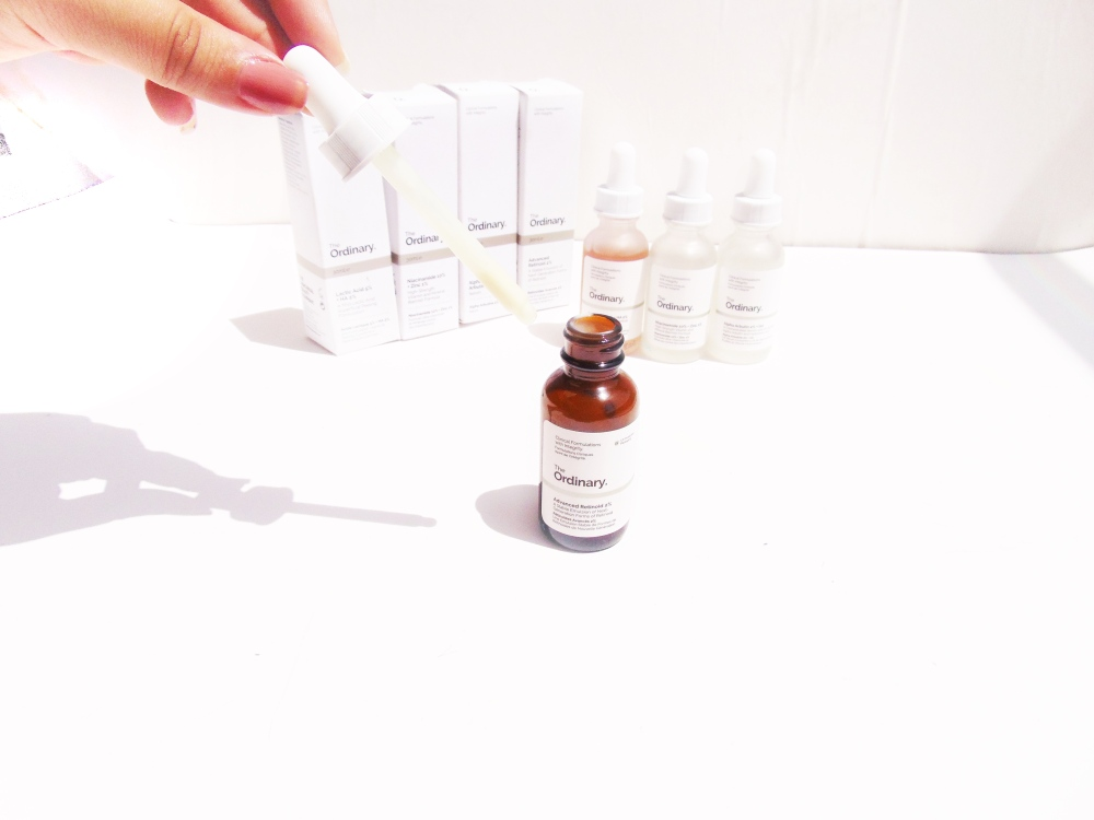 the ordinary retinoid