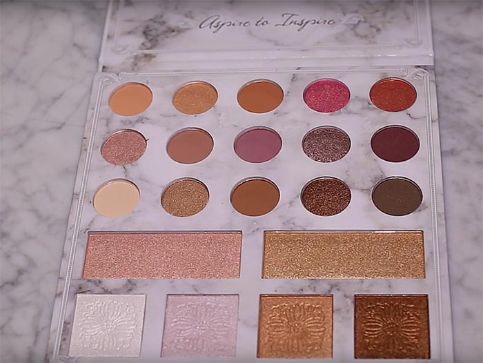 Carli_Bybel_BH_Cosmetics_Deluxe_eyeshadow_highlighter_palette2