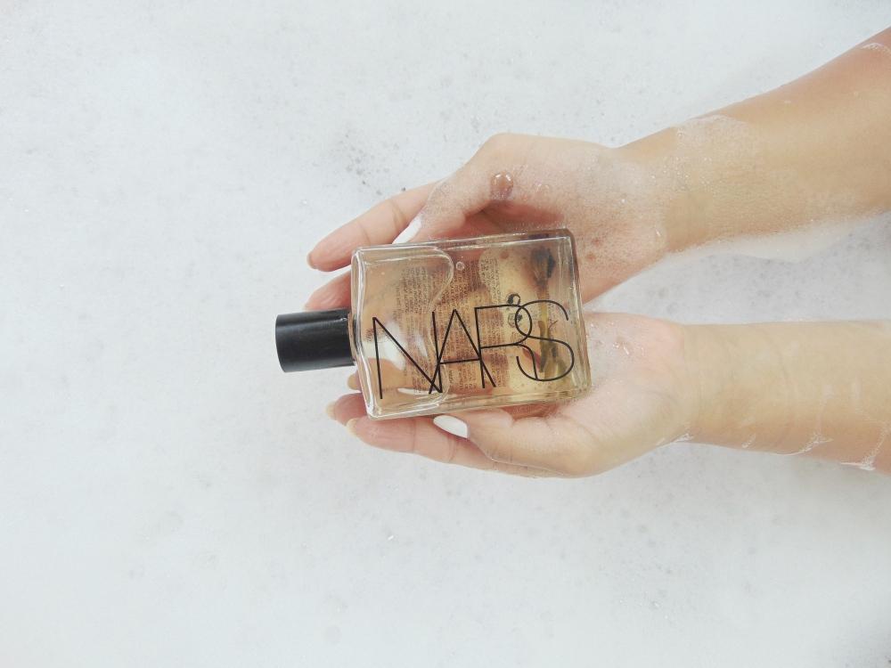 nars body oil