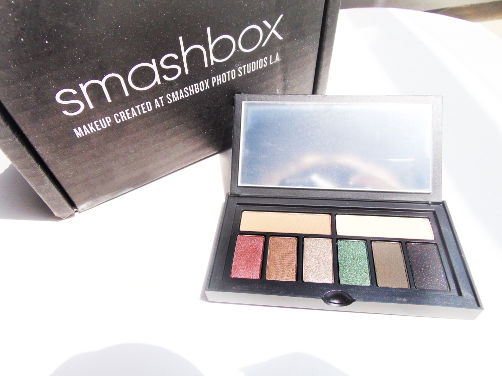 smashbox cover shot